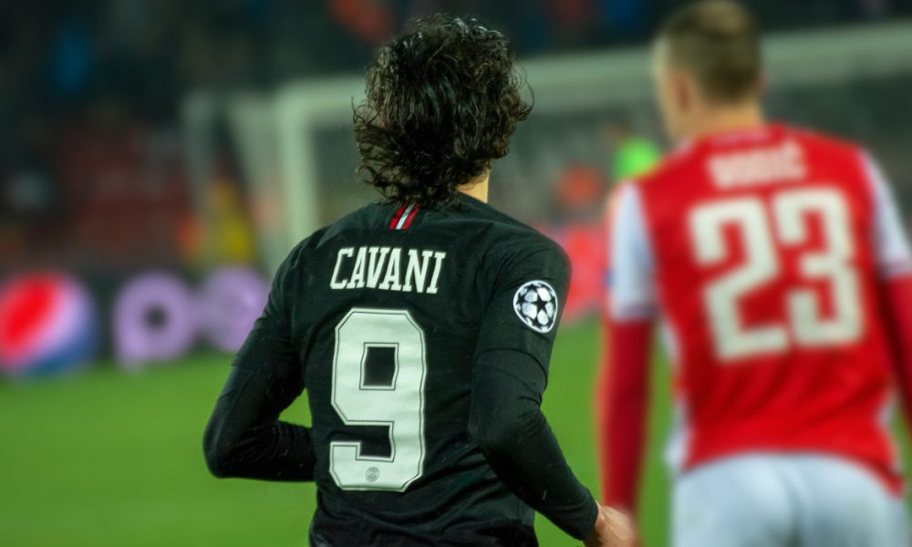 edinson cavani ligue des champions Balkan Photos