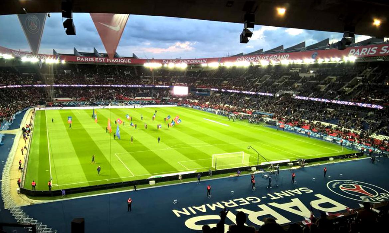 parc des princes paris saint-germain football PAULMAXWELL