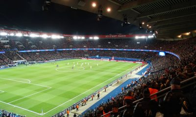 parc des princes spectateurs @cfcunofficial (Chelsea Debs) London