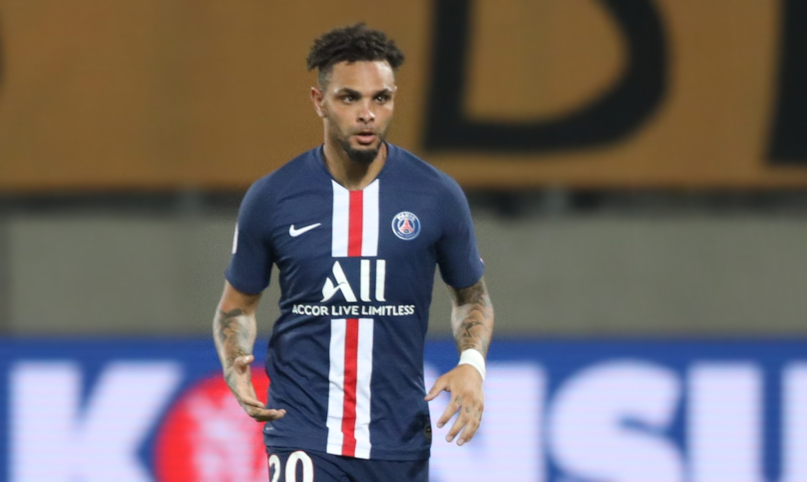 layvin kurzawa football psg