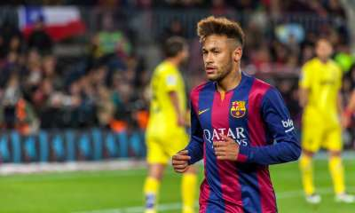 neymar fc barcelone football