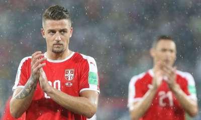 Sergej Milinkovic-Savic football serbie