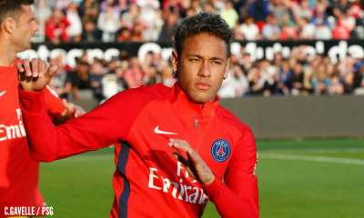 neymar psg paris saint germain football echauffement