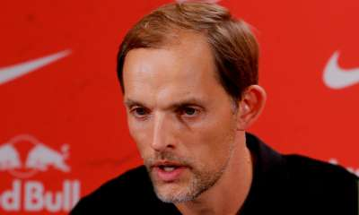 thomas tuchel psg football paris saint germain