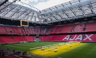 ajax amsterdam football stade