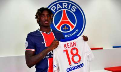 moise kean psg paris saint-germain